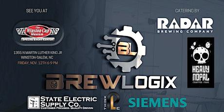 Winston-Salem Brewlogix: Think-PLC/Siemens/State Electric Supply Co. tickets