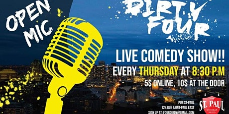 Dirty Four: Oct 28th billets