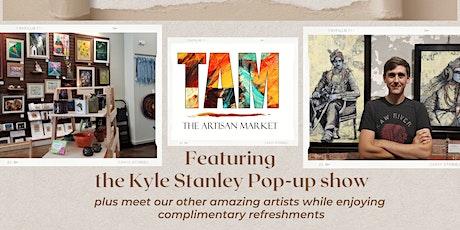 Meet the Artist Night Featuring Kyle Stanley tickets