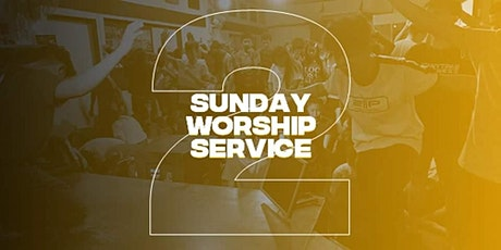 Sunday Worship Service   2nd Service tickets