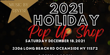 2021 Holiday Pop Up Shop tickets