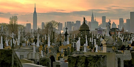 """""""Dead Queens: The Cemeteries of New York City's Largest Borough"""" Book Talk tickets"""
