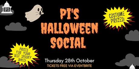 Pi Media Halloween Social 2021 tickets