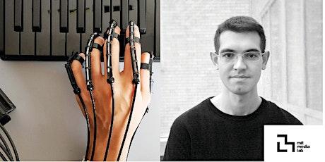 Ali Shtarbanov: FlowIO: The future of open source soft robotics tickets