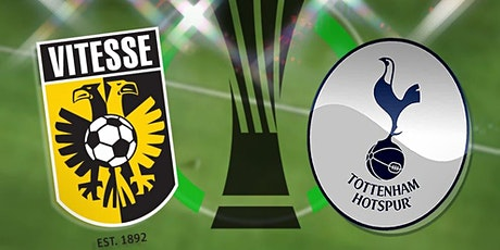 StREAMS@>! (LIVE)-Tottenham v Vitesse LIVE ON fReE Conference 21 OCT 2121 tickets