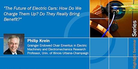 Andlinger Center Highlight Seminar - Philip Krein tickets