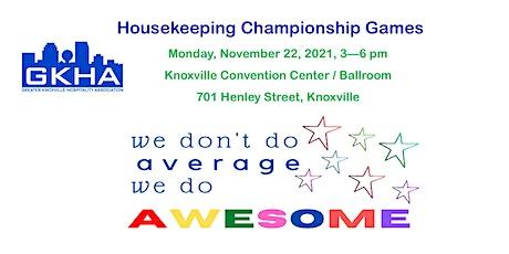 GKHA Housekeeping Championship Games tickets