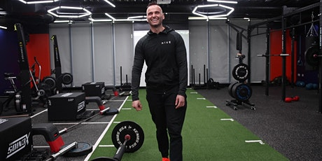Workplace Wellbeing Week - Live Fitness Workout with Andy Turner tickets