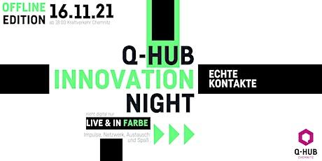 Q-HUB Innovation Night Tickets