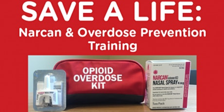 REVIVE TRAINING -OPIOD OVERDOSE TRAINING / NARCAN ADMINISTRATION tickets