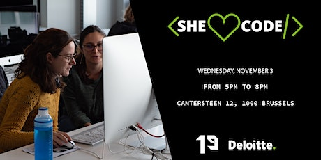 She Loves To Code #26 tickets