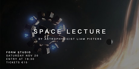 Space Lecture w/ astrophysicist Liam Pieters tickets