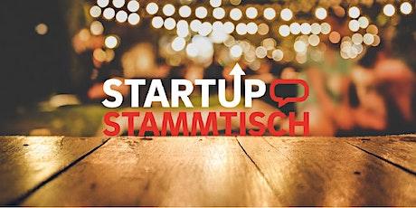 Startup Stammtisch | live & in Farbe! Tickets