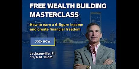 Free Wealth Creation Seminar tickets
