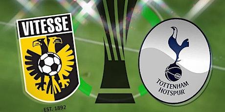 TOTAL SPORTEK]...!! Tottenham v Vitesse FrEE LIVE ON Conference 21 Oct 2021 tickets