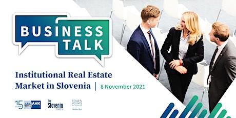 Business Talk tickets