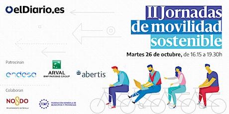 II Jornadas de Movilidad Sostenible de elDiario.es entradas