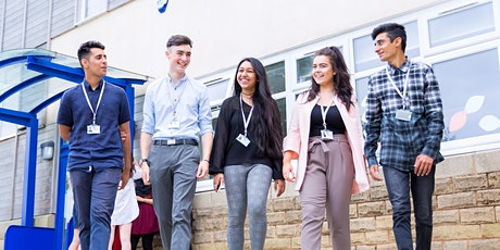 Sixth Form Open Evening  7:15pm CANOPY TALK tickets