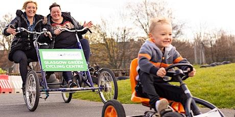 November  2021 Disability Bikes at Free Wheel North - We open at 10am tickets