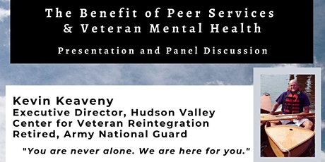 Mental Health Speakers Forum for Veterans, Families, and Friends tickets