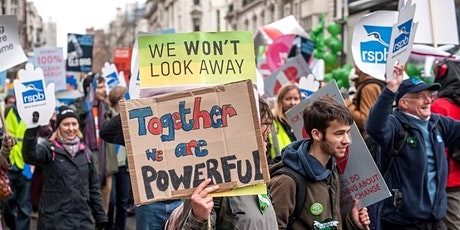 March for Nature with the Biodiversity Bloc at Global Day of Action Cardiff tickets