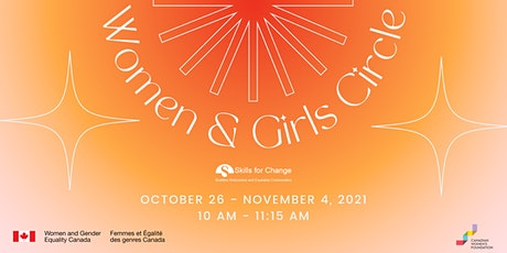 Girls and Women Circle Project (support group for women) tickets