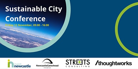Sustainable City Conference tickets