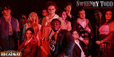 On Broadway Presents: Sweeney Todd: The Demon Barber of Fleet Street tickets