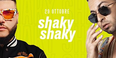 Shaky Shaky - Reggaeton Fest biglietti