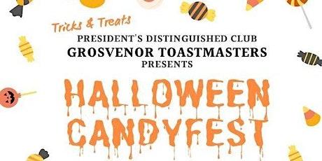 gTM Online Club Meeting #1161 - Theme: Halloween Candyfest tickets