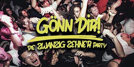 Gönn Dir! Die 2010er Party Tickets