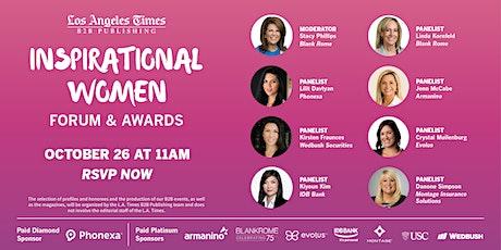 Inspirational Women Forum & Awards tickets