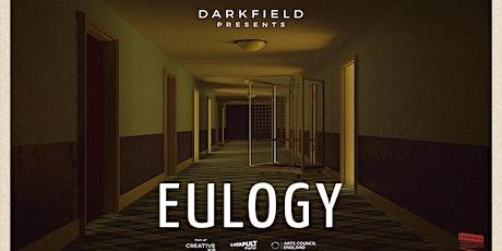 Creative and Digital IRC: Darkfield Eulogy workshop tickets