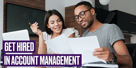 Get Hired in Account Management with Regital, for 18-25 year olds tickets