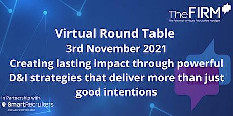 VRT - Creating lasting impact through powerful D&I strategies. tickets