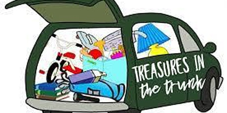 Treasure Trunk Yard Sale tickets