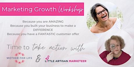 Marketing Growth Workshop tickets