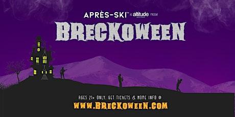 BRECKOWEEN 2021 tickets
