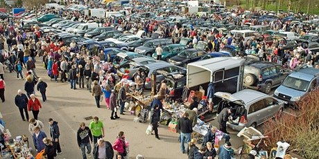 Copy of Copy of Sunday Market & Car Boot Sale tickets