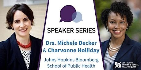 Speaker Series: Centering Equity for Intimate Partner Violence Survivors tickets