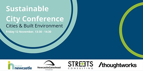 Sustainable City Conference - Cities & Built Environment tickets