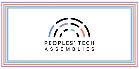 Peoples' Tech Assemblies: Workshopping Equity in Public Housing tickets