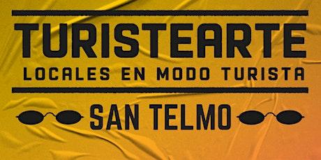 Tour por San Telmo - Turistearte Buenos Aires entradas