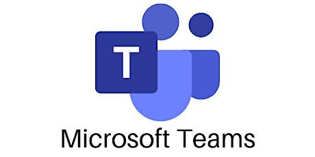 Master Microsoft Teams in 4 weekends training course in Dusseldorf tickets