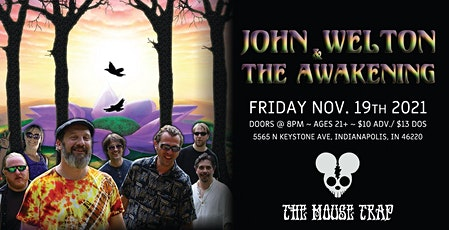 John Welton & The Awakening at The Mousetrap tickets
