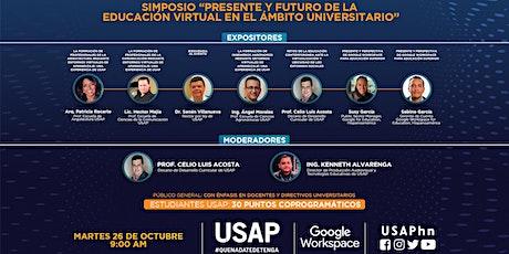 PRESENTE Y FUTURO DE LA EDUCACIÓN VIRTUAL EN EL ÁMBITO UNIVERSITARIO entradas