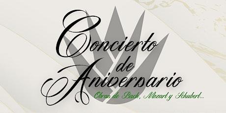 Concierto de Aniversario  - #5toAgave tickets
