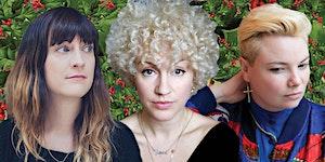 Kal Lavelle + Fiona Bevan + Bryde (Sarah Howells) @ WE...