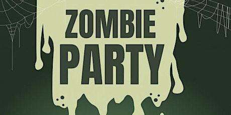 Soirée Zombies billets