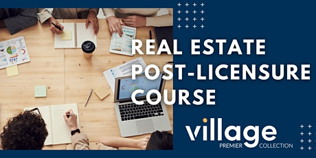 Real Estate Post-License Course tickets